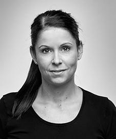 Kathrine Jensen : Fysioterapeut